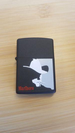 Marlboro Cowboy Zippo for Sale in Huntington Beach, CA
