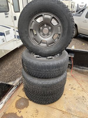 Chevy wheels for Sale in Westminster, CO