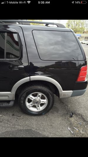 Ford Explorer 2002 for Sale in The Bronx, NY