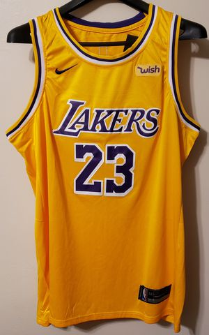 c7bbf2bab32 Lebron James Los Angeles Lakers Jersey for Sale in Queens