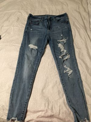 American Eagle distressed jeans for Sale in Asheboro, NC