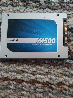 Crucial M500 Solid State drive 6Gb/s 240gb for Sale in Scottsdale, AZ