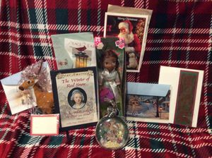 Dear America the Winter of Red Snow-Abigail Jane Stewart w/free Christmas Gifts for Sale in Altadena, CA