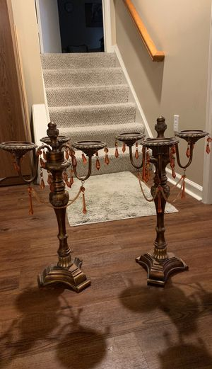 Candle Holders Set for Sale in Reston, VA
