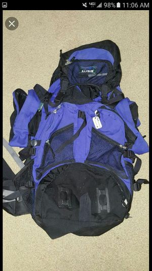 Ll bean hiking backpack for Sale in Oxford, MA