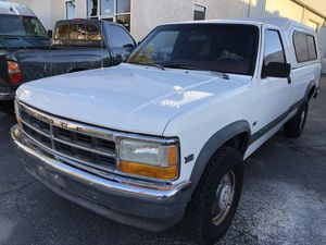 1991 Dodge Dakota LE 4x4 for Sale in Las Vegas, NV