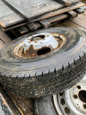 Chevy dually wheel and tire for Sale in Olivette, MO