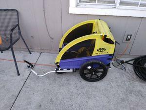 Burley solo bike trailer for Sale in San Jose, CA