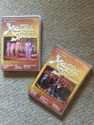 70's and 80's M idnightSpecial DVDs for Sale in Waynesburg, PA