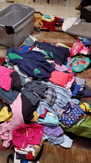 Baby and kids clothes. Good prices and very good conditions. Msg me for Sale in Dallas, TX