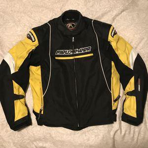 Motorcycle jacket - Fieldsheer - Men's Size large for Sale in Renton, WA