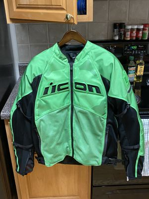 Icon Contra 2 motorcycle jacket for Sale in Peachtree City, GA