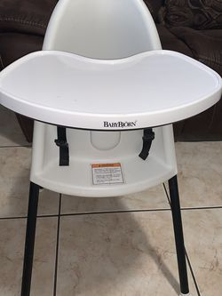 Baby Bjorn White High Chair for Sale in Miami,  FL
