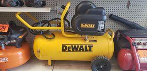 Dewalt Air Compressor for Sale in Houston, TX