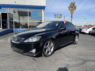 2007 Lexus Is 250 for Sale in Las Vegas,  NV