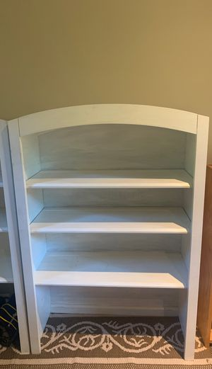 white bookshelf for Sale in Lafayette, CA