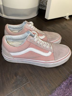 Pink Vans for Sale in Montclair, CA