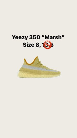 "DS Yeezy 350 ""Marsh"" size 8 for Sale in Brentwood, MD"