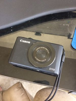 Canon S110 Powershot for Sale in Denver, CO