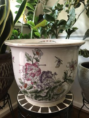 Ceramic Plant Pot/Planter for Sale in Blue Bell, PA