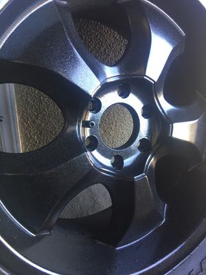 Tires and rims 35-12-50-20 for Sale in Costa Mesa, CA