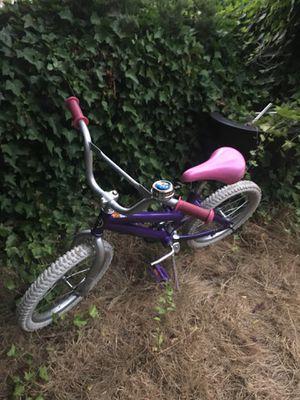 Girls 16 inches bike for Sale in Seattle, WA