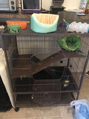 Small animal cage accessories for Sale in Frederick, MD