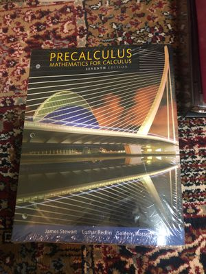 Pre Calculus Mathematics for Calculus for Sale in Federal Way, WA
