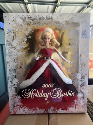 2007 Holiday Barbie for Sale in Los Alamitos, CA