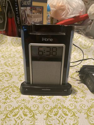 iHome Radio Docking Station for Sale in Houston, TX