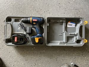 Ryobi cordless drill for Sale in Sherwood, OR