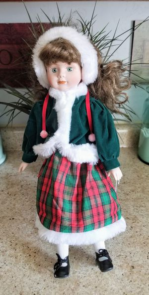 Porcelin Doll like Jines Online Consignment Shop on Facebook for Sale in Neenah, WI