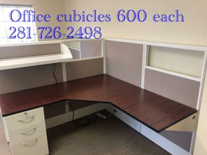 Office cubicles for Sale in Houston, TX