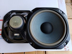 NEW Pairs of Marantz vintage square frame 10 inch woofer for tower speaker repair replacement for Sale in Norwalk, CA