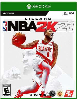 NBA 2K21 XBOX ONE (NEW) for Sale in Pembroke Pines, FL