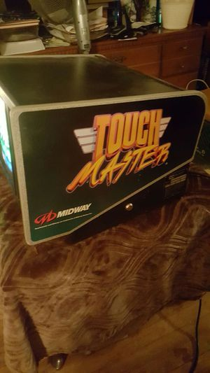 Touch Master 7000 Arcade Game for Sale in Lakewood, CO