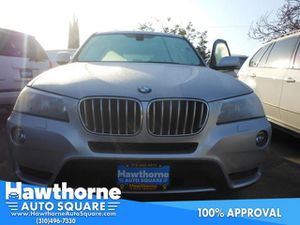 2014 BMW X3 for Sale in Hawthorne, CA
