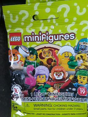 Lego minifigures series 19 green sealed packs 22 packs for Sale in Federal Way, WA