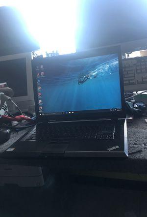 Upgraded thinkpad sl500 for Sale in Orlando, FL