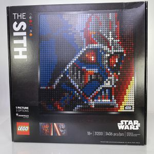 LEGO Star Wars artwork The Sith 31200 for Sale in Claremont, CA