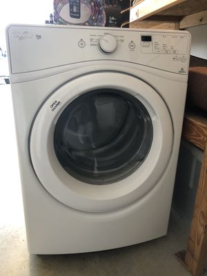 Whirlpool front load washer and dryer for Sale in Houston, TX
