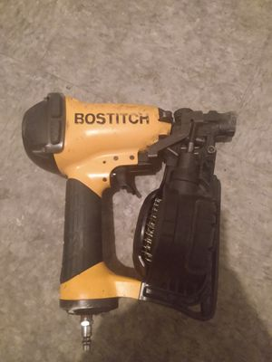 Bostitch roofing nail gun for Sale in Cleveland, OH