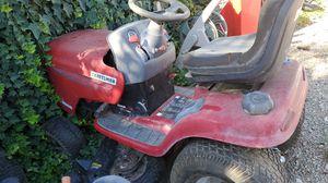 Craftman riding lawn mower for Sale in Stockton, CA