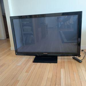 50 Inch Panasonic Plasma HDTV for Sale in Westfield, NJ