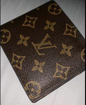 Genuine Louis Vuitton Wallet. for Sale in Wenatchee, WA