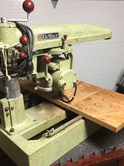 Dewalt Radial Arm Saw for Sale in Warren,  RI