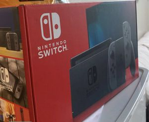 Nintendo Switch Latest version 32 GB for Sale in Kent, WA