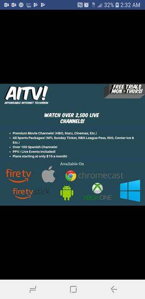 AITV for Sale in Buffalo, NY