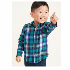 18-24 months, plaid old navy top for Sale in Compton, CA