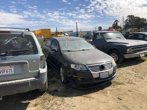2006 Volkswagen Passat parting out for Sale in Santa Ana, CA
